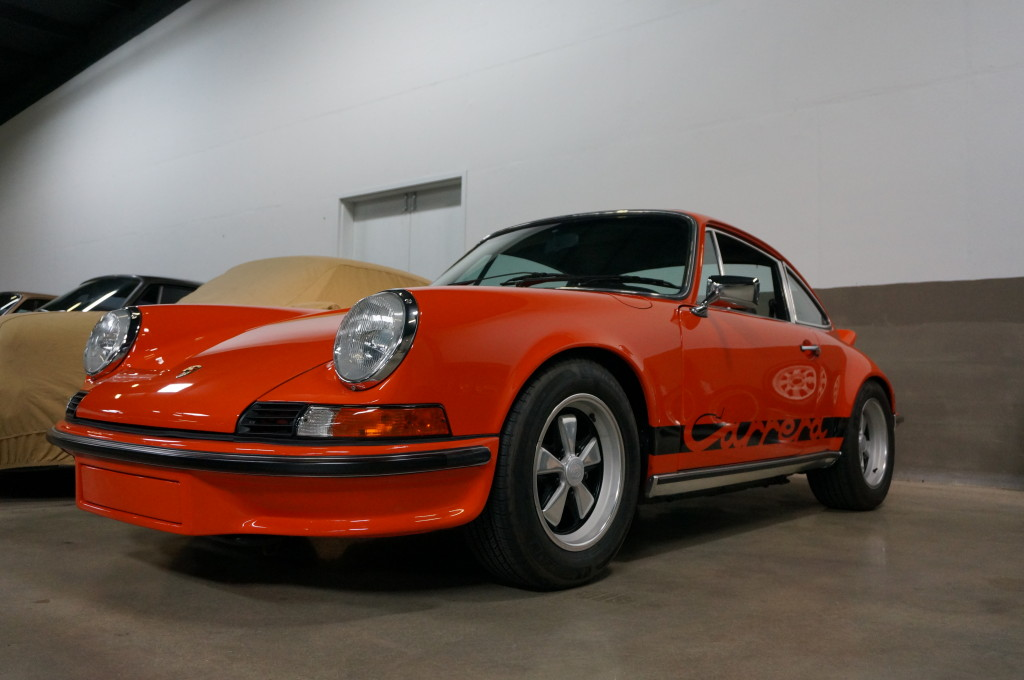 1984 1973 Porsche 911rs Carrera Recreation