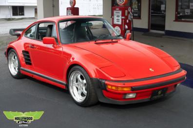 1989 Porsche 930 Turbo Slantnose