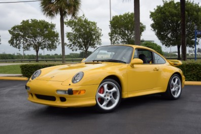1997 Porsche Carrera 4S Coupe