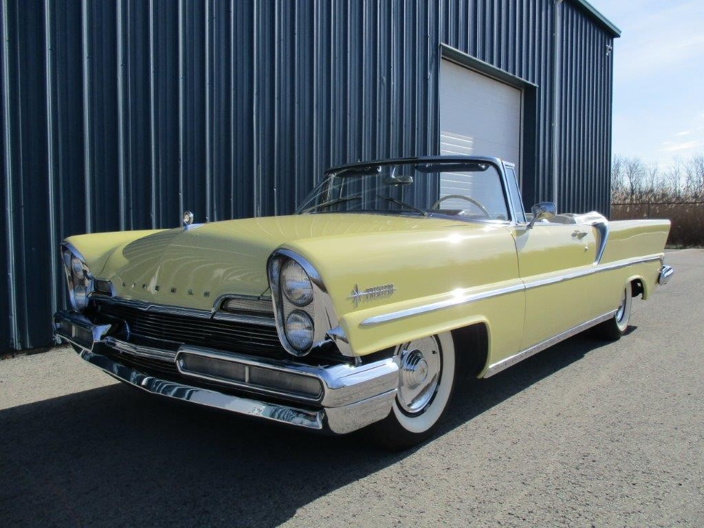 1957 lincoln premier convertible hollywood wheels. Black Bedroom Furniture Sets. Home Design Ideas