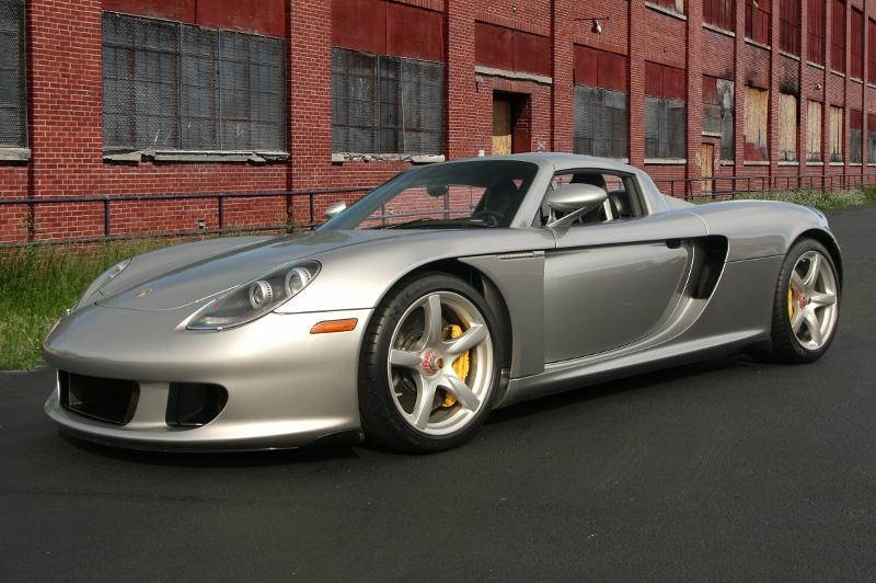 2004 Porsche Carrera Gt Hollywood Wheels Auction Shows