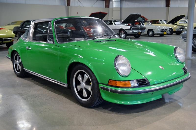 1973 Porsche 911e Targa The Mclane Collection