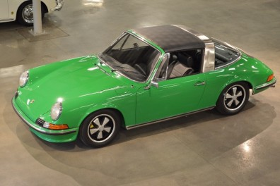 1973 Porsche 911E Targa - The McLane Collection