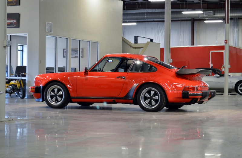 1987 Porsche 911 Turbo The Mclane Collection Hollywood