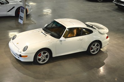 1996 Porsche 993 Twin Turbo - The McLane Collection