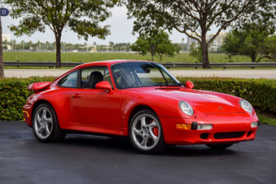 1997 Porsche 993 Carrera Turbo Coupe