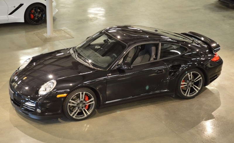 2013 Porsche 911 Turbo The Mclane Collection Hollywood Wheels Auctions Amp Shows