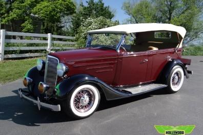 1935 Chevy Phaeton