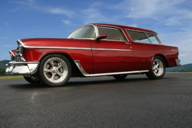 1955 Chevy Nomad Restomod