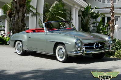 1960 Mercedes Benz 190 SL