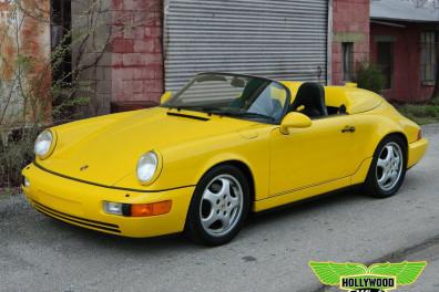 1994 Porsche Speedster Roadster