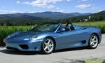 2001 Ferrari 360 Spider Convertible (9)