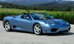 2001 Ferrari 360 Spider Convertible (1)