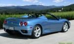 2001 Ferrari 360 Spider Convertible (3)