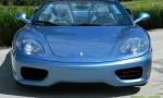 2001 Ferrari 360 Spider Convertible (2)