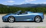 2001 Ferrari 360 Spider Convertible (8)