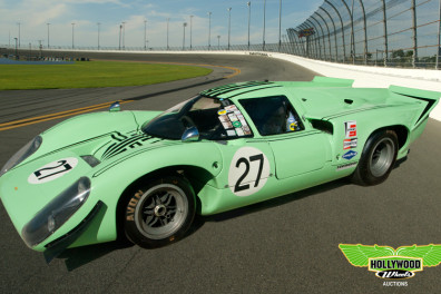 1969 Lola T70 Mark 3b Coupe