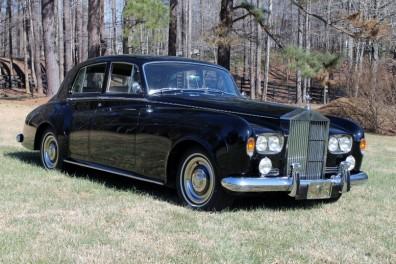 1963 Rolls Royce Silver III Cloud