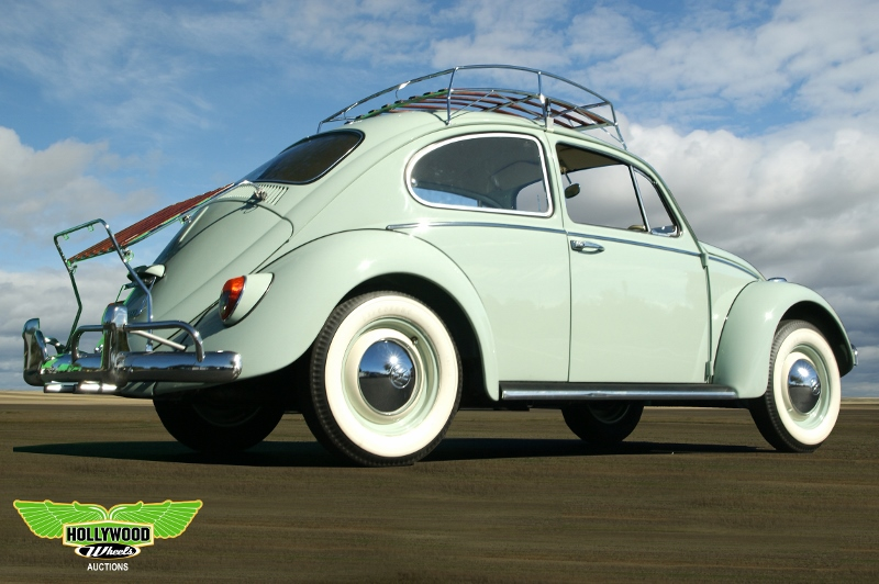 vw beetle hollywood wheels auction shows