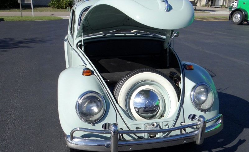 1965 Vw Beetle Hollywood Wheels Auction Shows