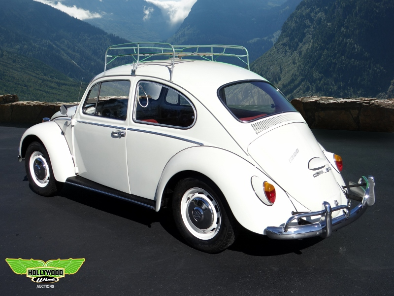 1966 Vw Beetle Hollywood Wheels Auction Shows