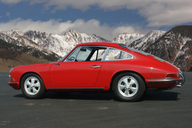 1967 Porsche 911S Sunroof