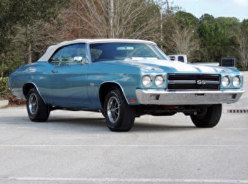 1970 chevy chevelle ss convertible hollywood wheels auction shows. Black Bedroom Furniture Sets. Home Design Ideas