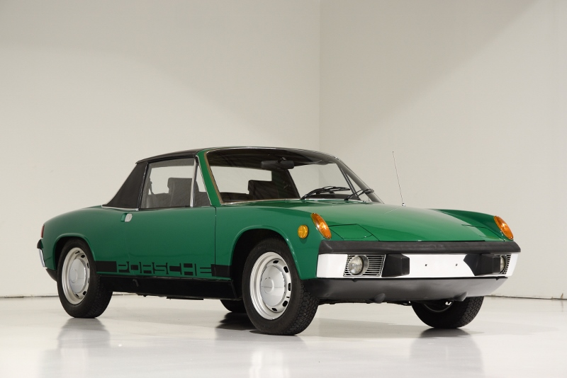 1973 Porsche 914 Hollywood Wheels Auction Shows