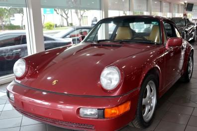 1989 Porsche Carrera C4