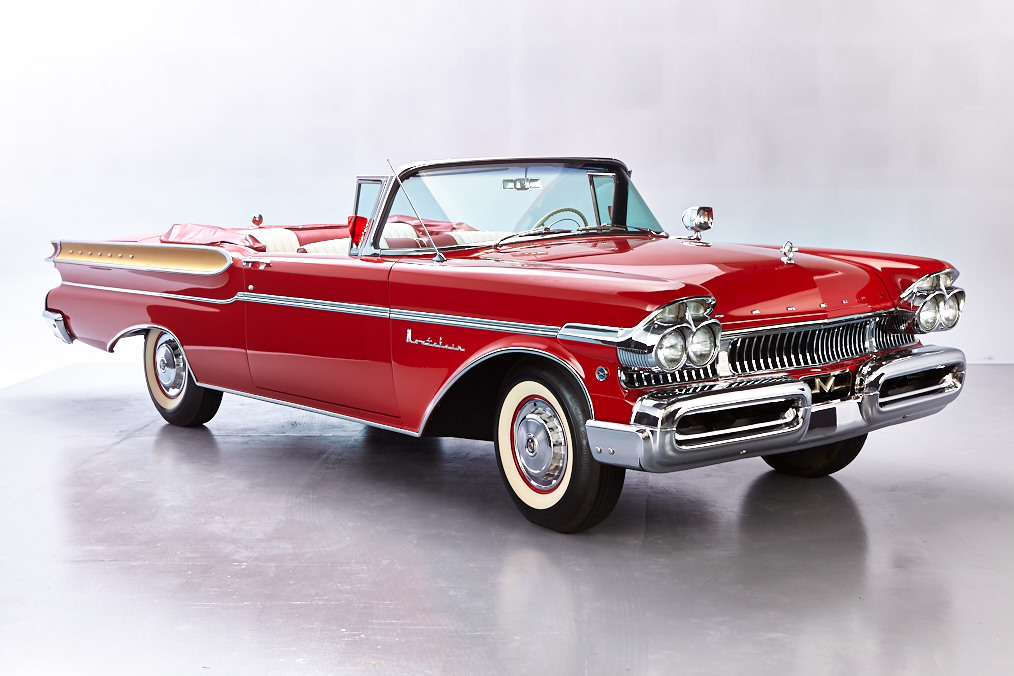 1957 Mercury Turnpike Cruiser for sale on BaT Auctions ...  |1957 Turnpike Cruiser Craigslist