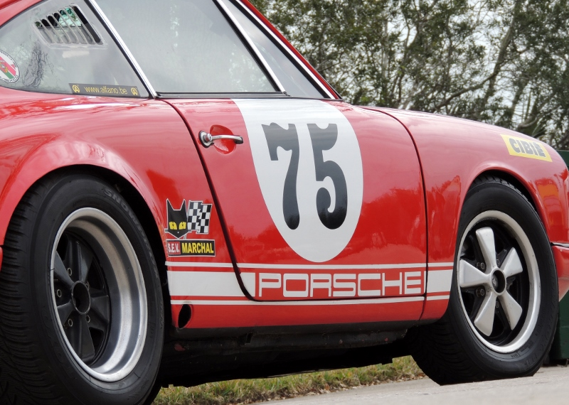 1967 Porsche 911 S Hollywood Wheels Auction Shows