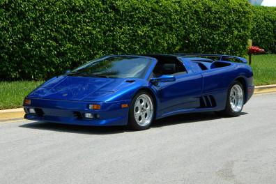 1997.5 Lamborghini Diablo Roadster