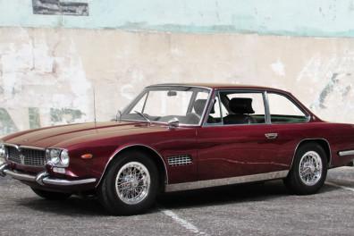 1967 Maserati Mexico 4700