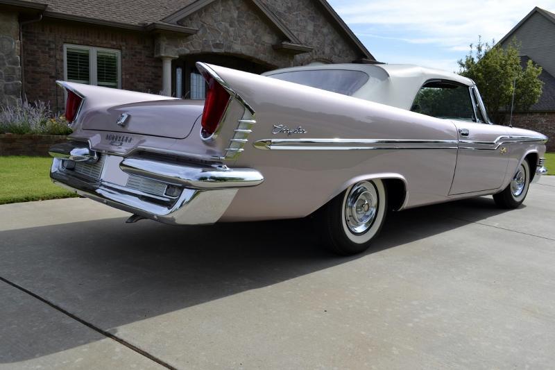 1959 Chrysler Windsor Convertible