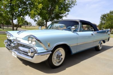 1959 Dodge Custom Royal Lancer Super D 500 Convertible