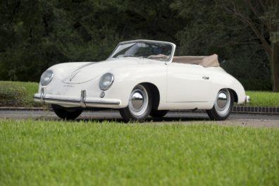 1953 Porsche 356 Pre A Cabriolet