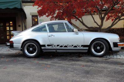 1977 Porsche 911 S Coupe