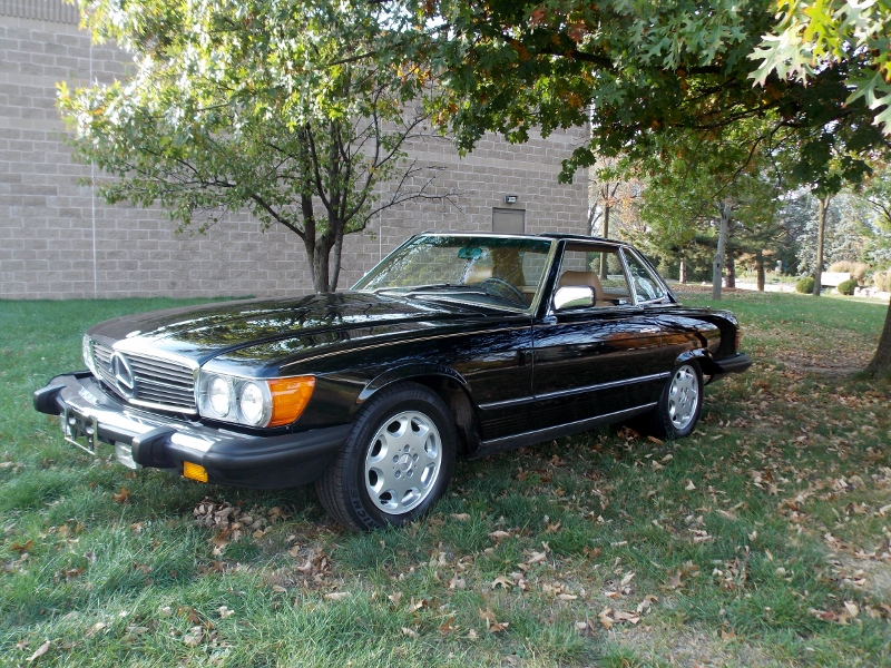 1985 mercedes benz 380 sl hollywood wheels auction shows. Black Bedroom Furniture Sets. Home Design Ideas