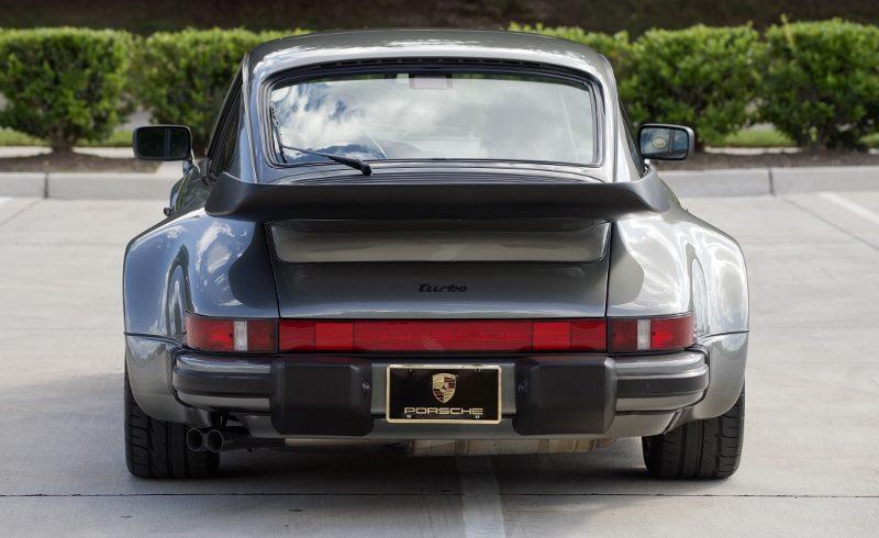 1988 Porsche 930 Factory 505 Slant Nose Hollywood