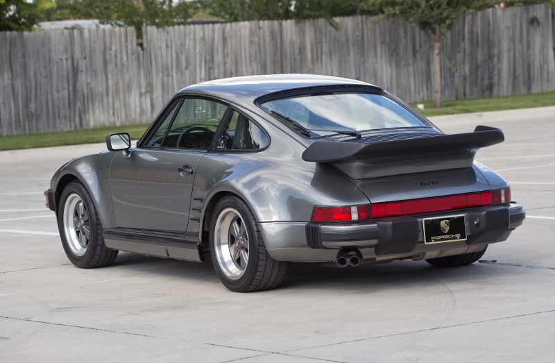 1988 Porsche 930 Factory 505 Slant Nose Hollywood