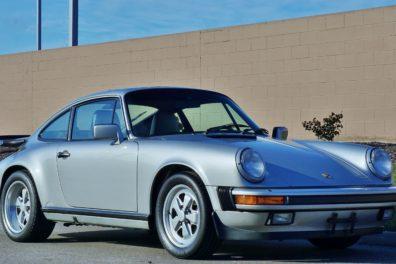 1989 Porsche 911 25th Anniversary Coupe