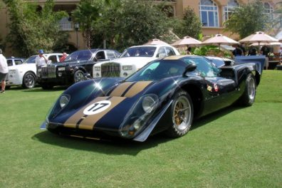 1968 Lola T160 Converted to T70MKIIIB Coupe Specs