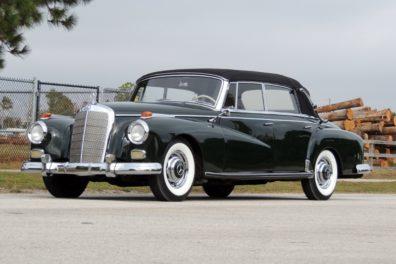1959 Mercedes Benz 300d Cabriolet D