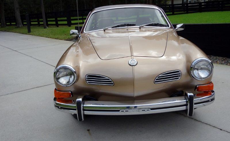 1973 Volkswagen Karmann Ghia - Hollywood Wheels Auction Shows