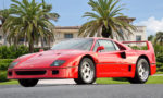 1991 Ferrari F40 (1)