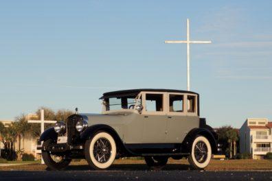 1925 Lincoln Model L Berline Sedan