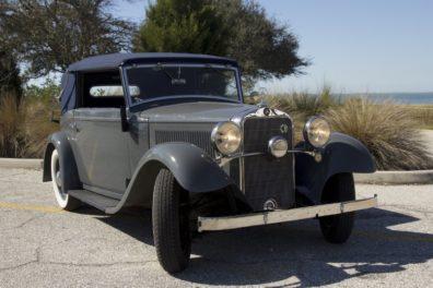 1934 Mercedes Benz 170 C