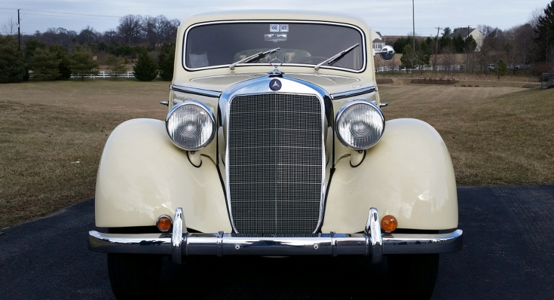 1949 mercedes benz 170 s hollywood wheels auction shows for 1949 mercedes benz