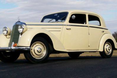 1949 Mercedes Benz 170 S