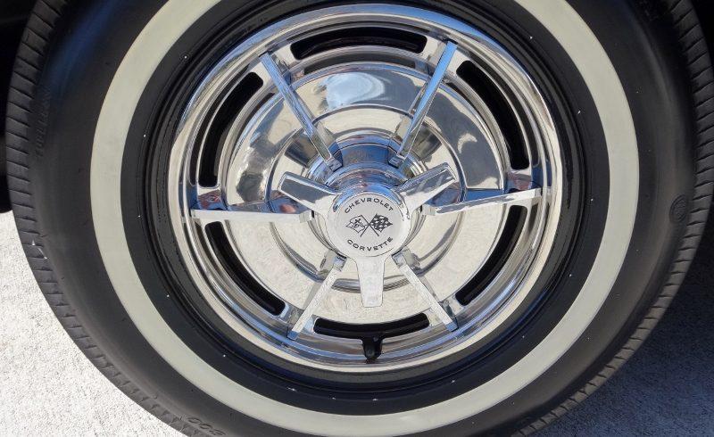 1963 Chevy Corvette Stingray Split Window Coupe